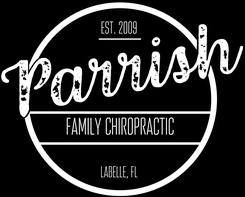 Parrish chiropractic logo