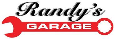 Randys Garage logo